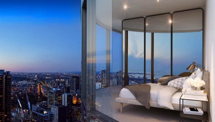Premier Tower Bedroom