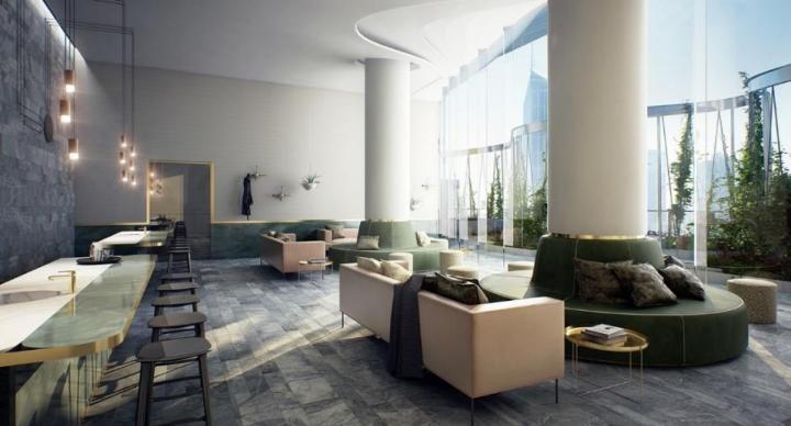 Premier Tower Garden Lounge
